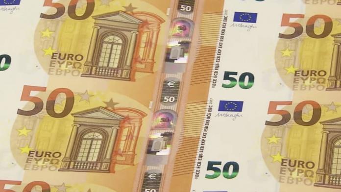 Nowe 50 Euro