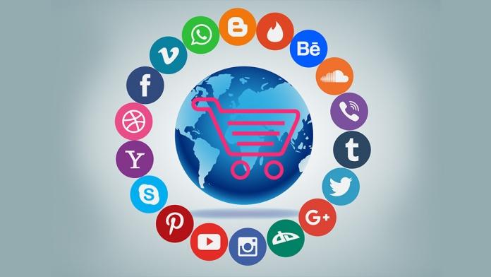 Handel w Social Media